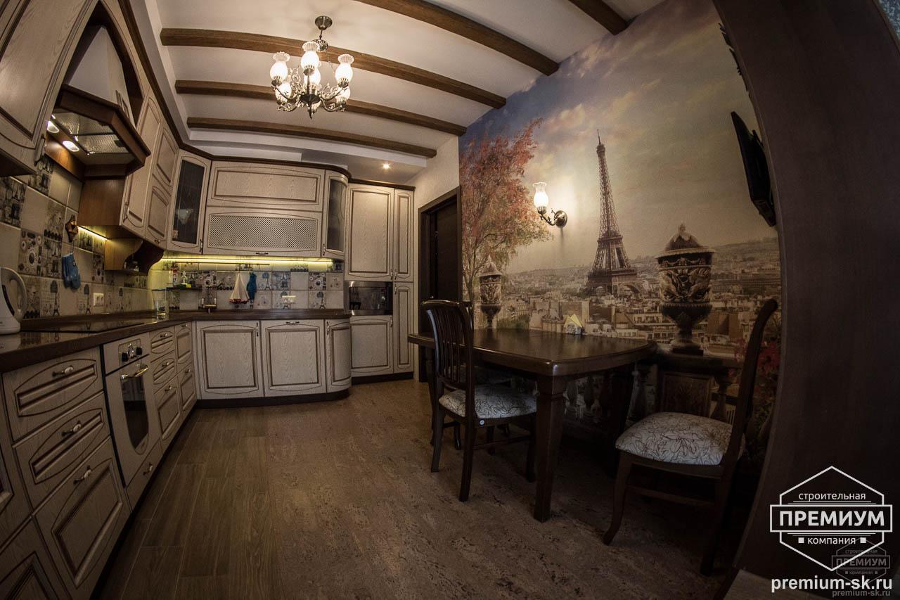 Дизайн интерьера и ремонт трехкомнатной квартиры по ул. Авиационная, 16  11