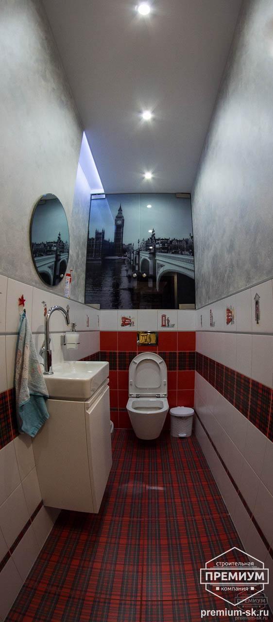Дизайн интерьера и ремонт трехкомнатной квартиры по ул. Авиационная, 16  13