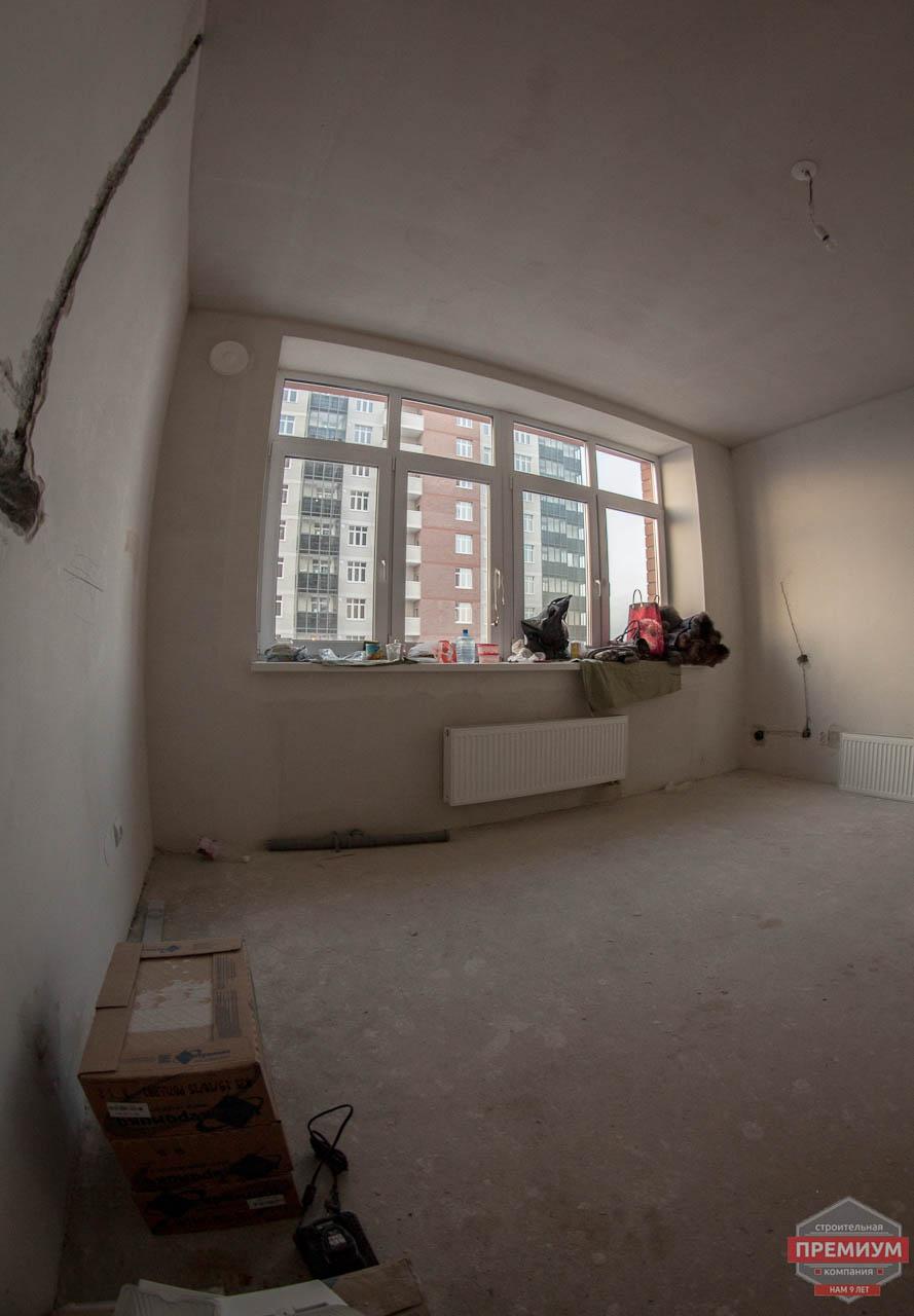 Дизайн интерьера  и ремонт трехкомнатной квартиры по ул. Машинная 44 38