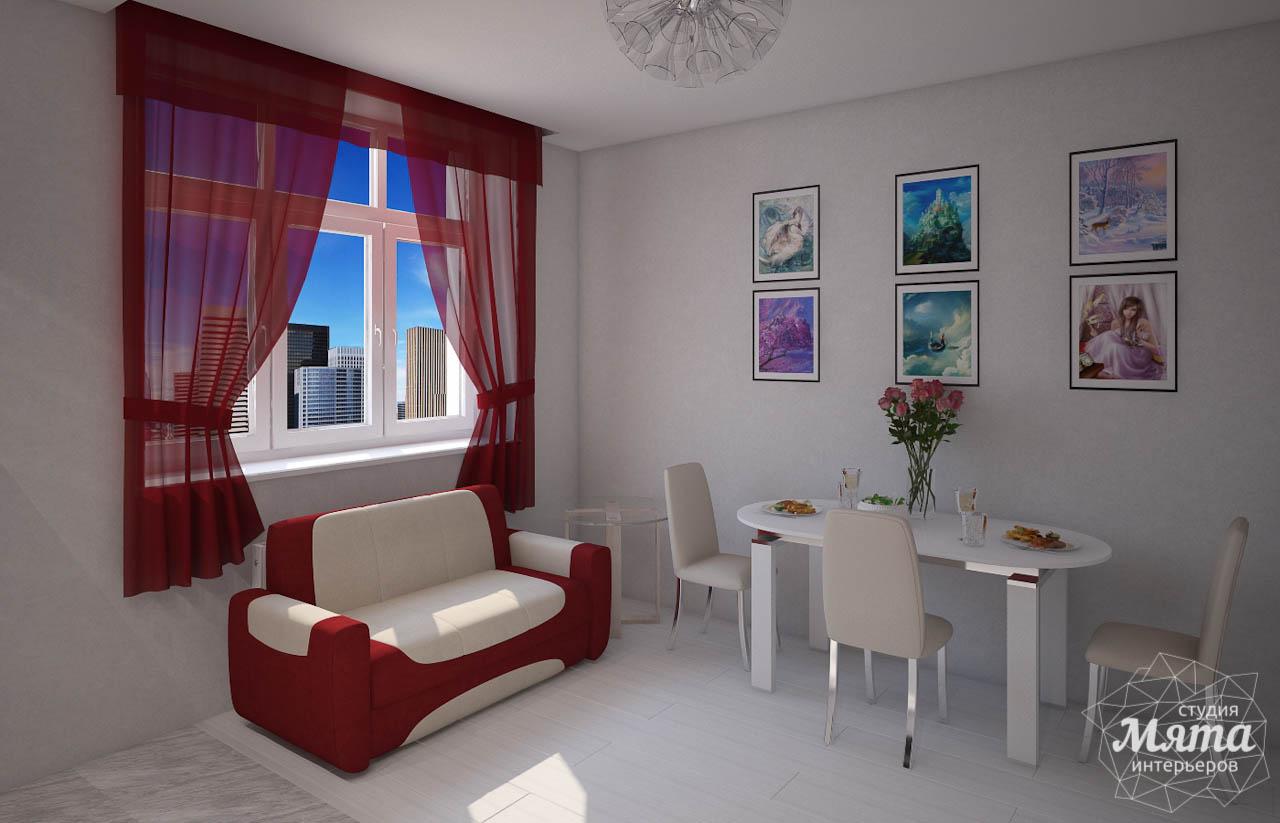 Дизайн интерьера  и ремонт трехкомнатной квартиры по ул. Машинная 44 img2042884657