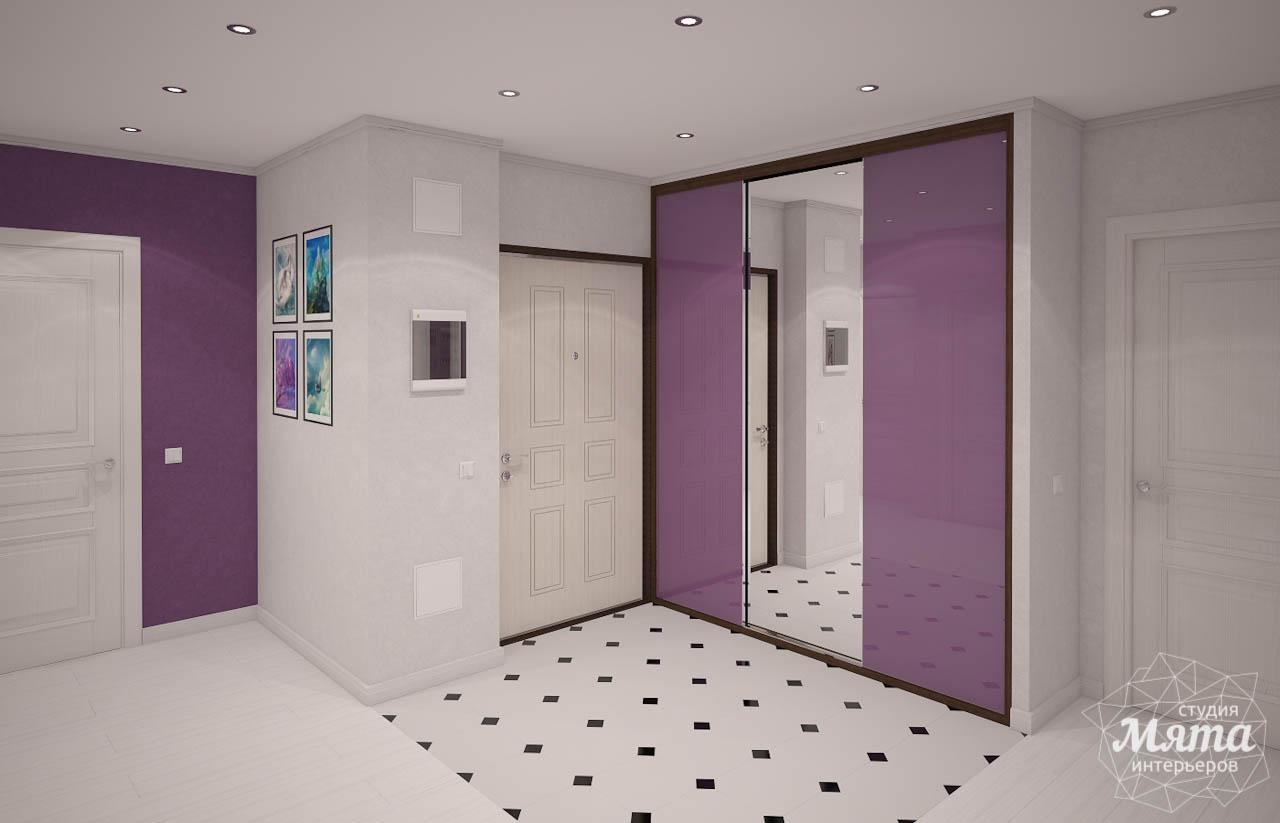 Дизайн интерьера  и ремонт трехкомнатной квартиры по ул. Машинная 44 img1759503520