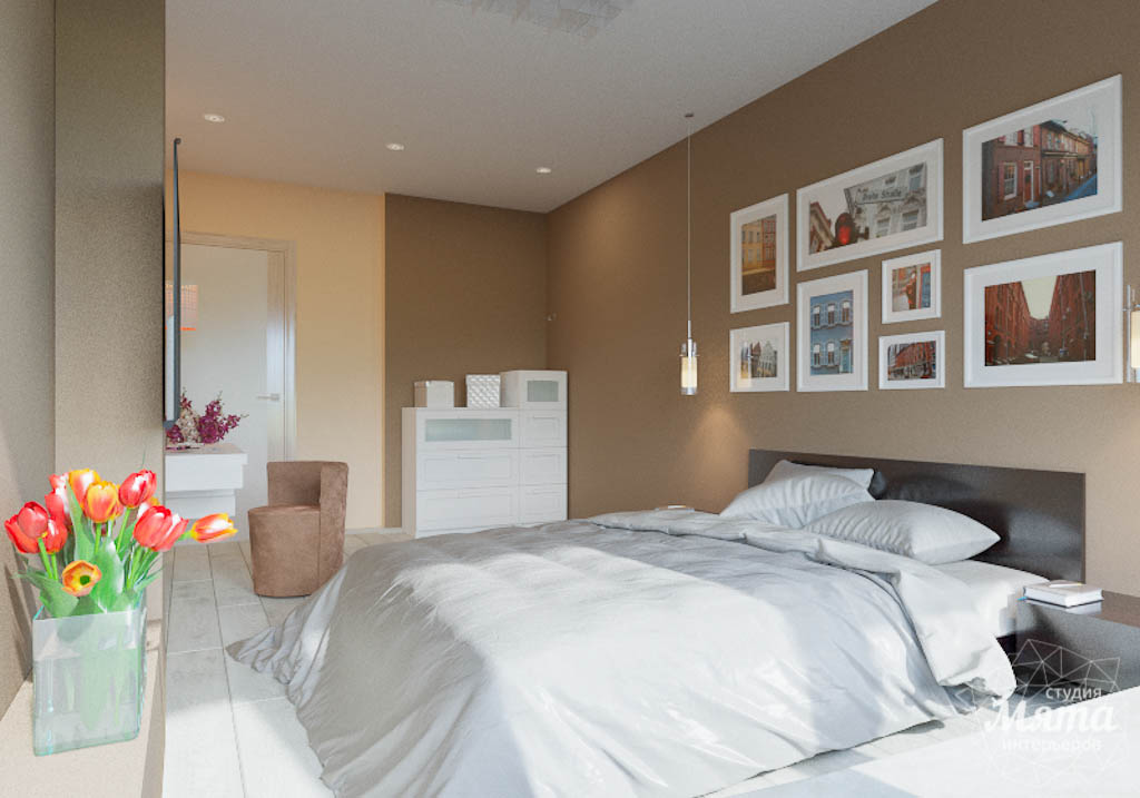 Дизайн интерьера трехкомнатной квартиры по ул. Победы 37 img1880857344