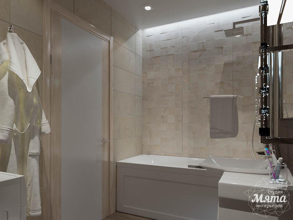 Дизайн интерьера трехкомнатной квартиры по ул. Победы 37 img37299314