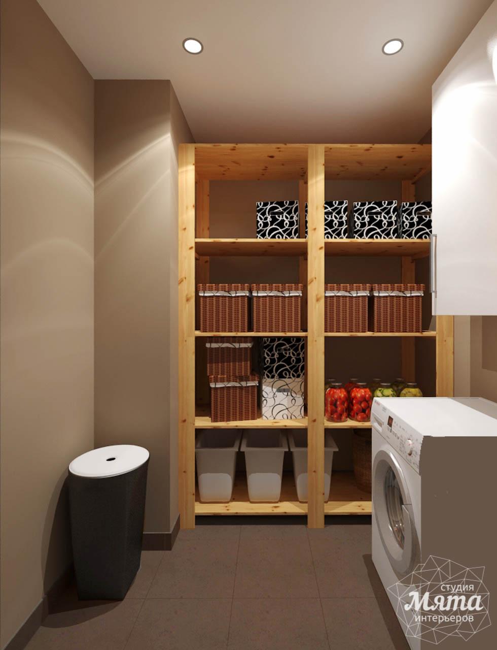 Дизайн интерьера двухкомнатной квартиры по ул. Машинная 40 img105306643