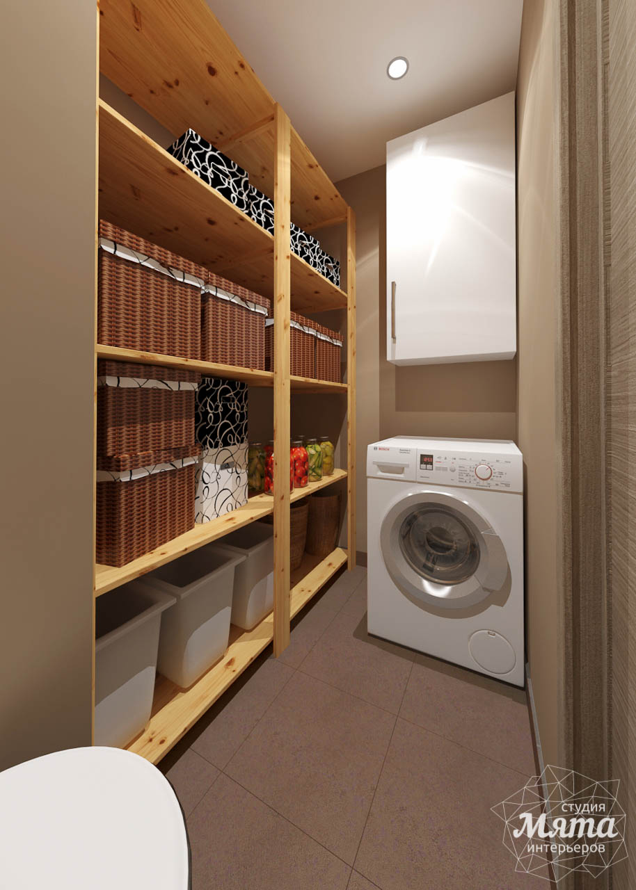 Дизайн интерьера двухкомнатной квартиры по ул. Машинная 40 img1380446307