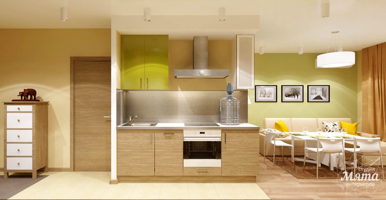 Дизайн интерьера двухкомнатной квартиры по ул. Машинная 40 img819684399