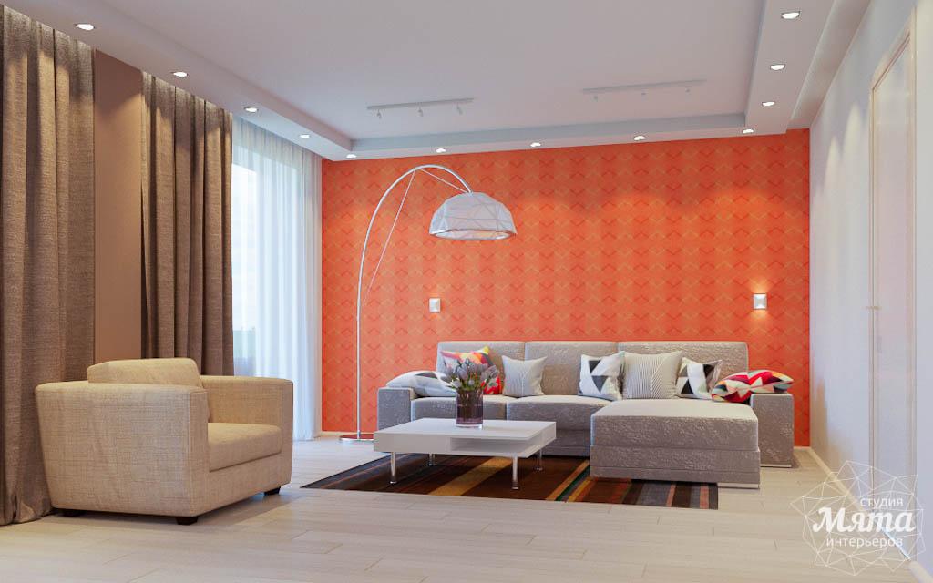 Дизайн интерьера трехкомнатной квартиры по ул. Победы 37 img1002861853