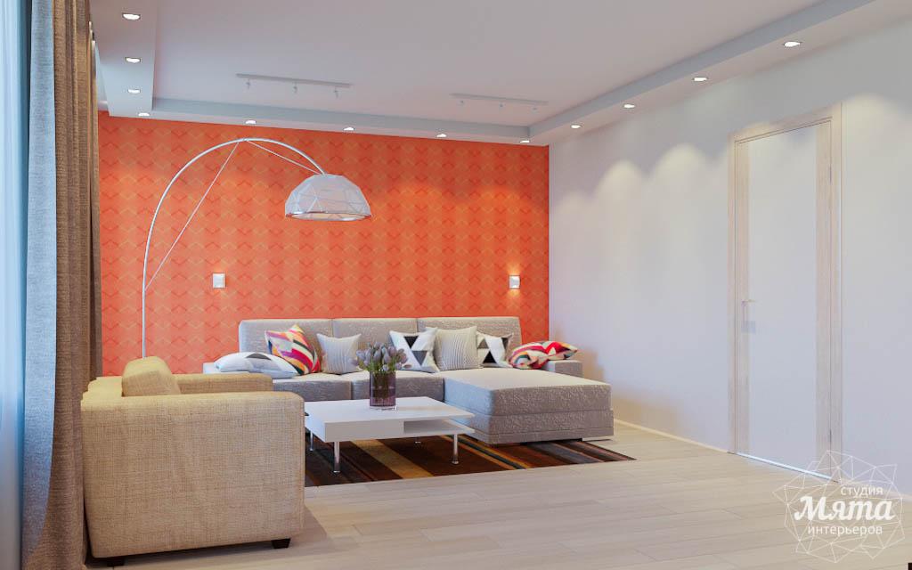 Дизайн интерьера трехкомнатной квартиры по ул. Победы 37 img1533645095