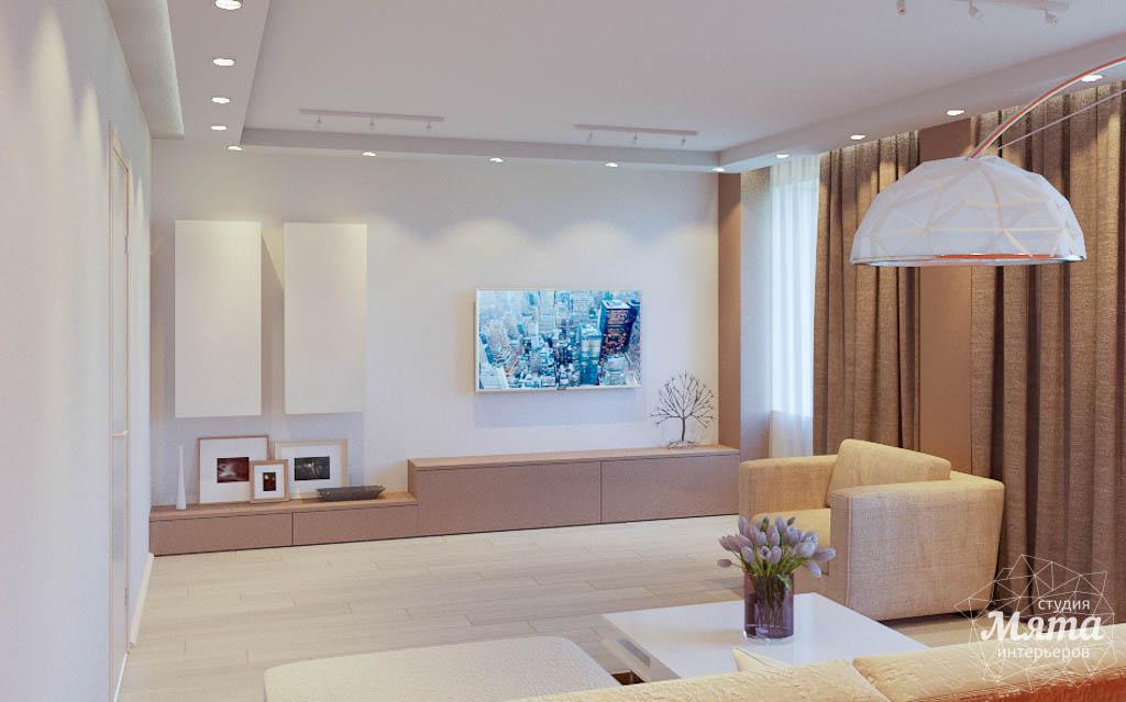 Дизайн интерьера трехкомнатной квартиры по ул. Победы 37 img1260778726