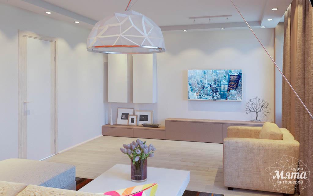 Дизайн интерьера трехкомнатной квартиры по ул. Победы 37 img644418537