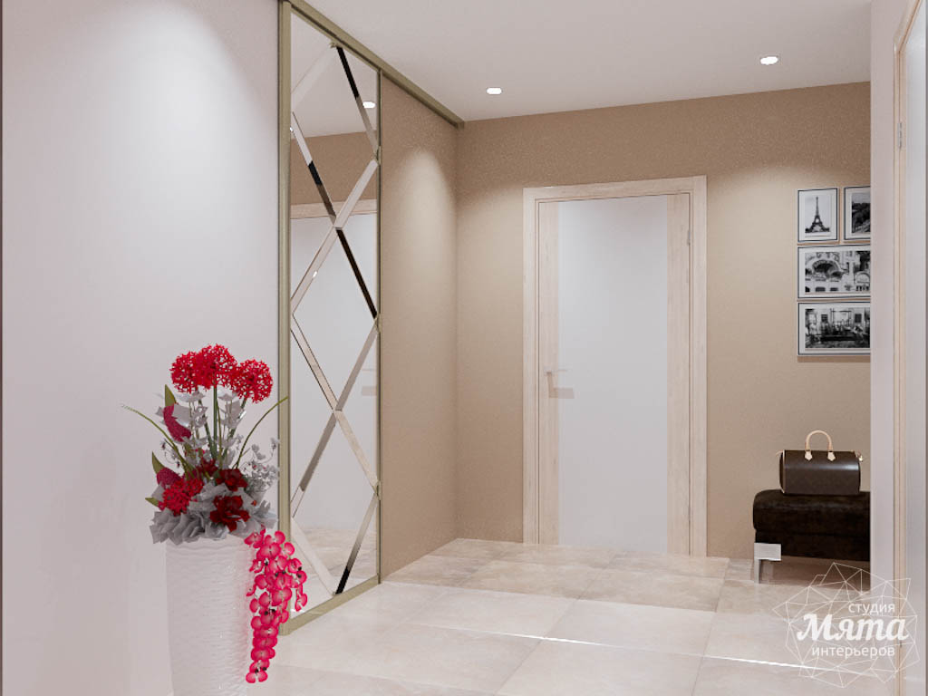Дизайн интерьера трехкомнатной квартиры по ул. Победы 37 img1057736843