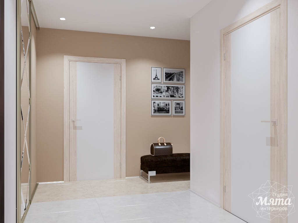 Дизайн интерьера трехкомнатной квартиры по ул. Победы 37 img125066263