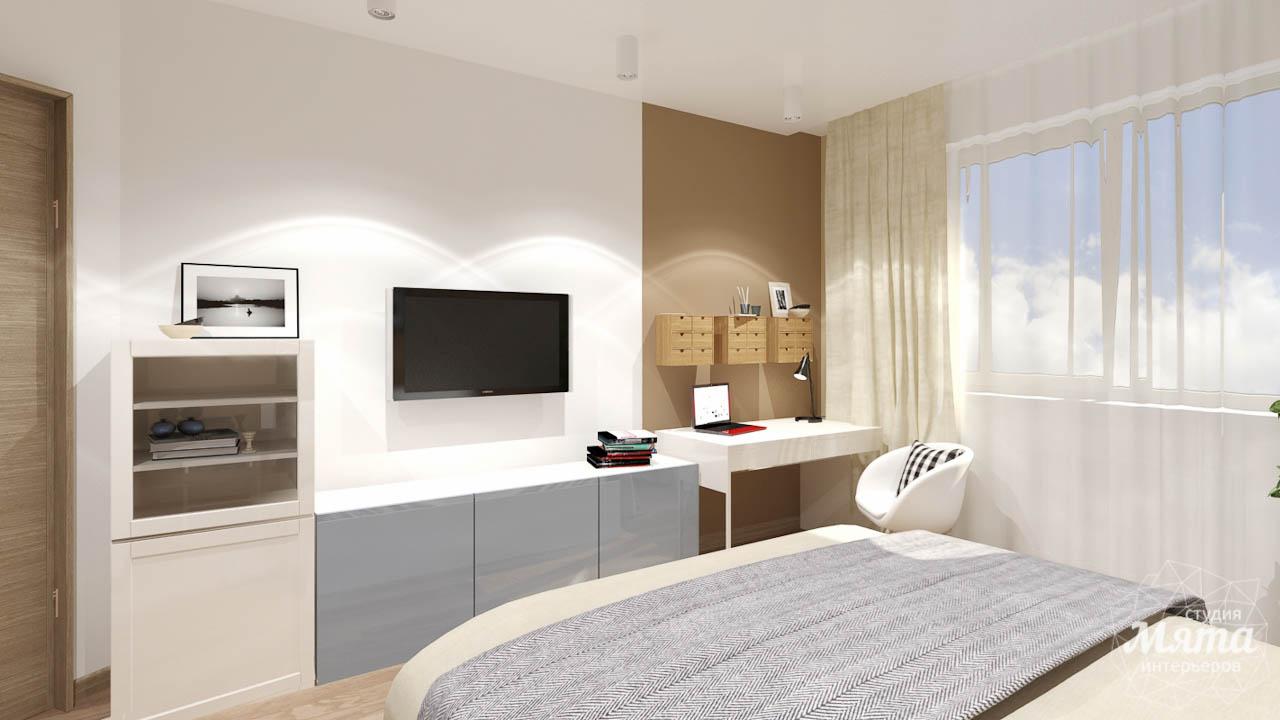Дизайн интерьера двухкомнатной квартиры по ул. Машинная 40 img1265548662