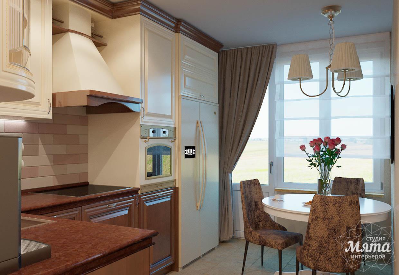 Дизайн интерьера трехкомнатной квартиры по ул. Победы 37 img1213661235