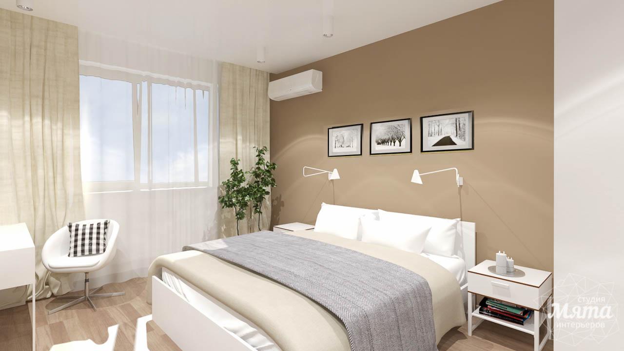 Дизайн интерьера двухкомнатной квартиры по ул. Машинная 40 img1163338100