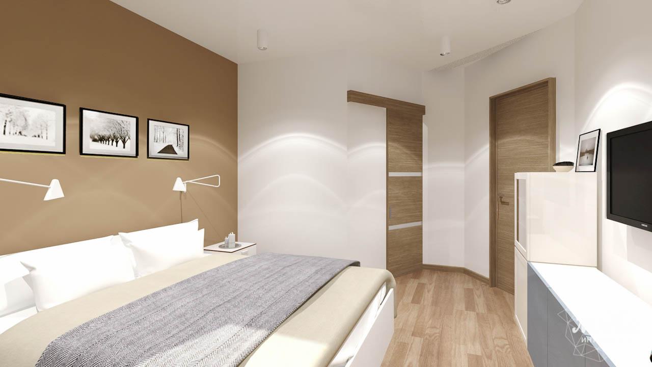 Дизайн интерьера двухкомнатной квартиры по ул. Машинная 40 img2035208408