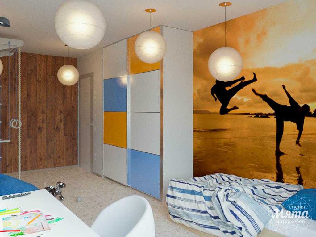 Дизайн интерьера трехкомнатной квартиры по ул. Победы 37 img912857459