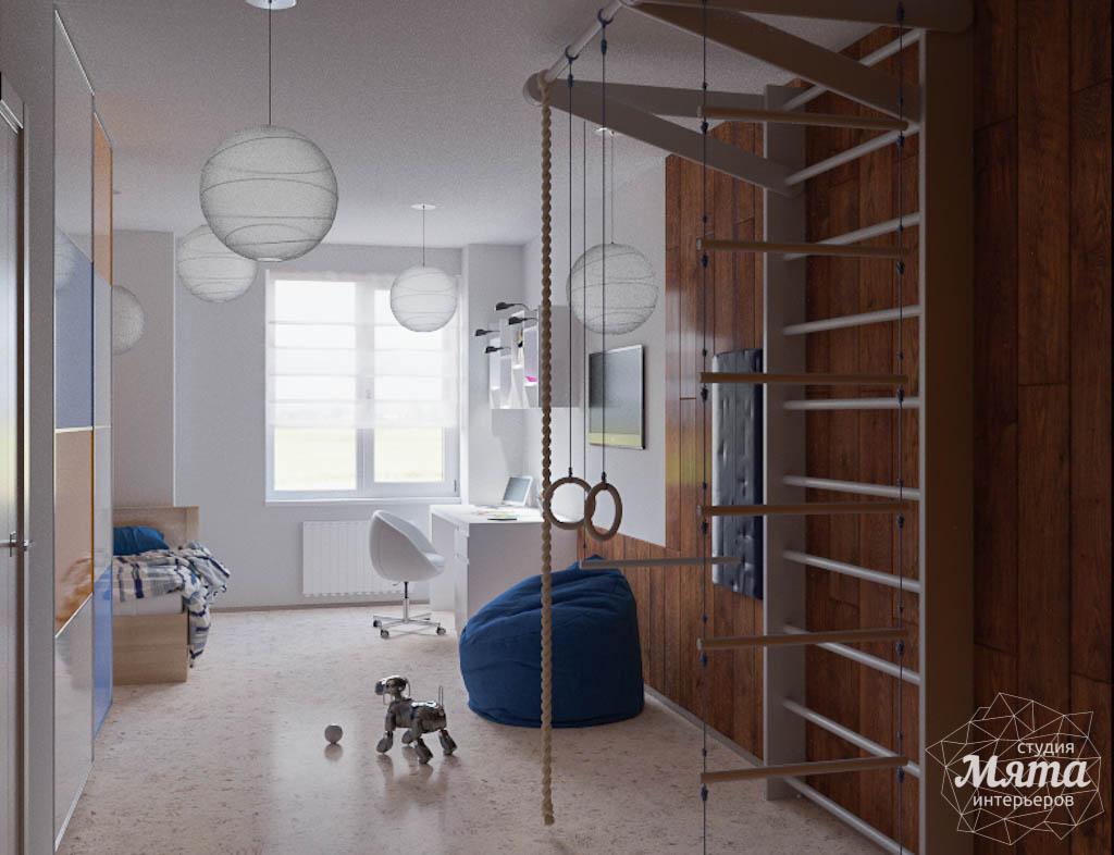 Дизайн интерьера трехкомнатной квартиры по ул. Победы 37 img351264308