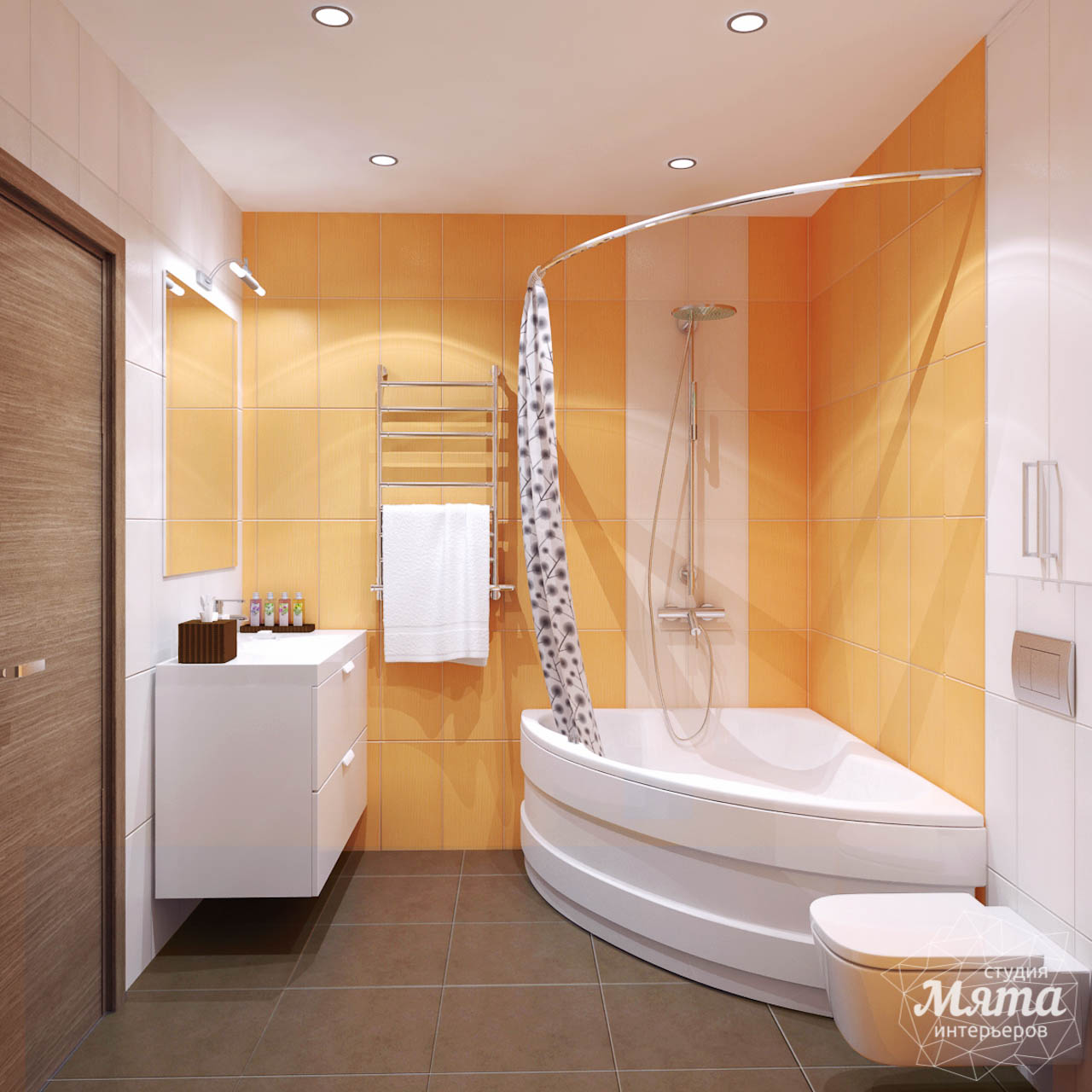 Дизайн интерьера двухкомнатной квартиры по ул. Машинная 40 img1642510394