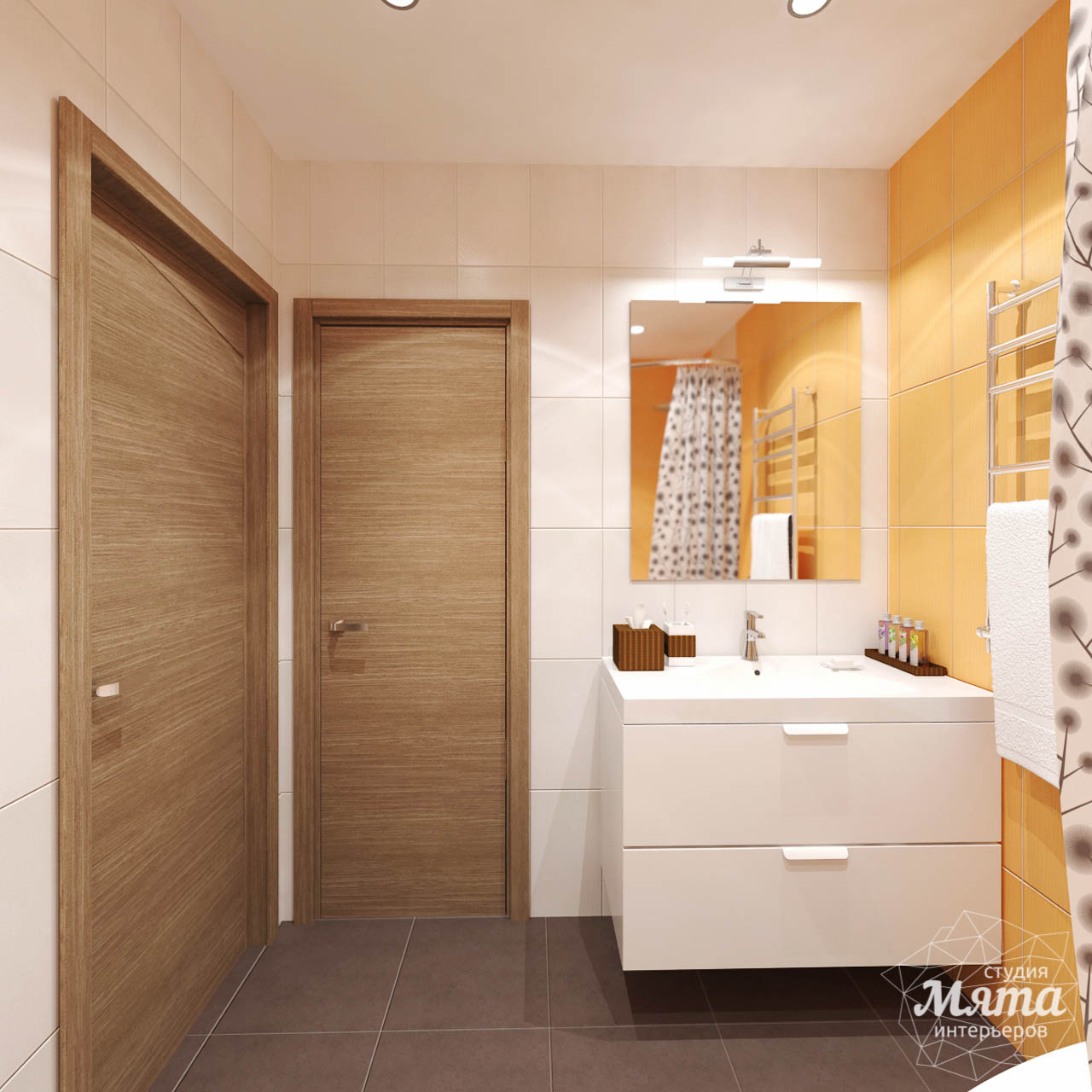 Дизайн интерьера двухкомнатной квартиры по ул. Машинная 40 img1673809908