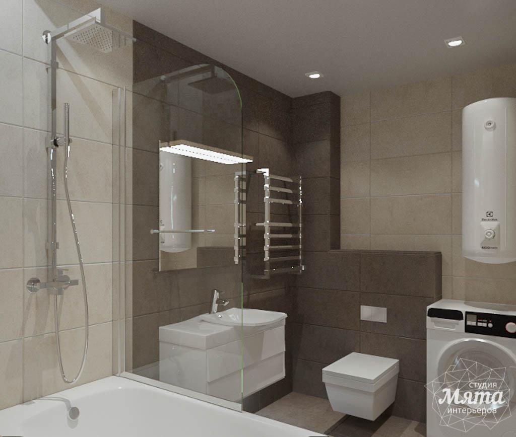 Дизайн интерьера трехкомнатной квартиры по ул. Победы 37 img1395089644
