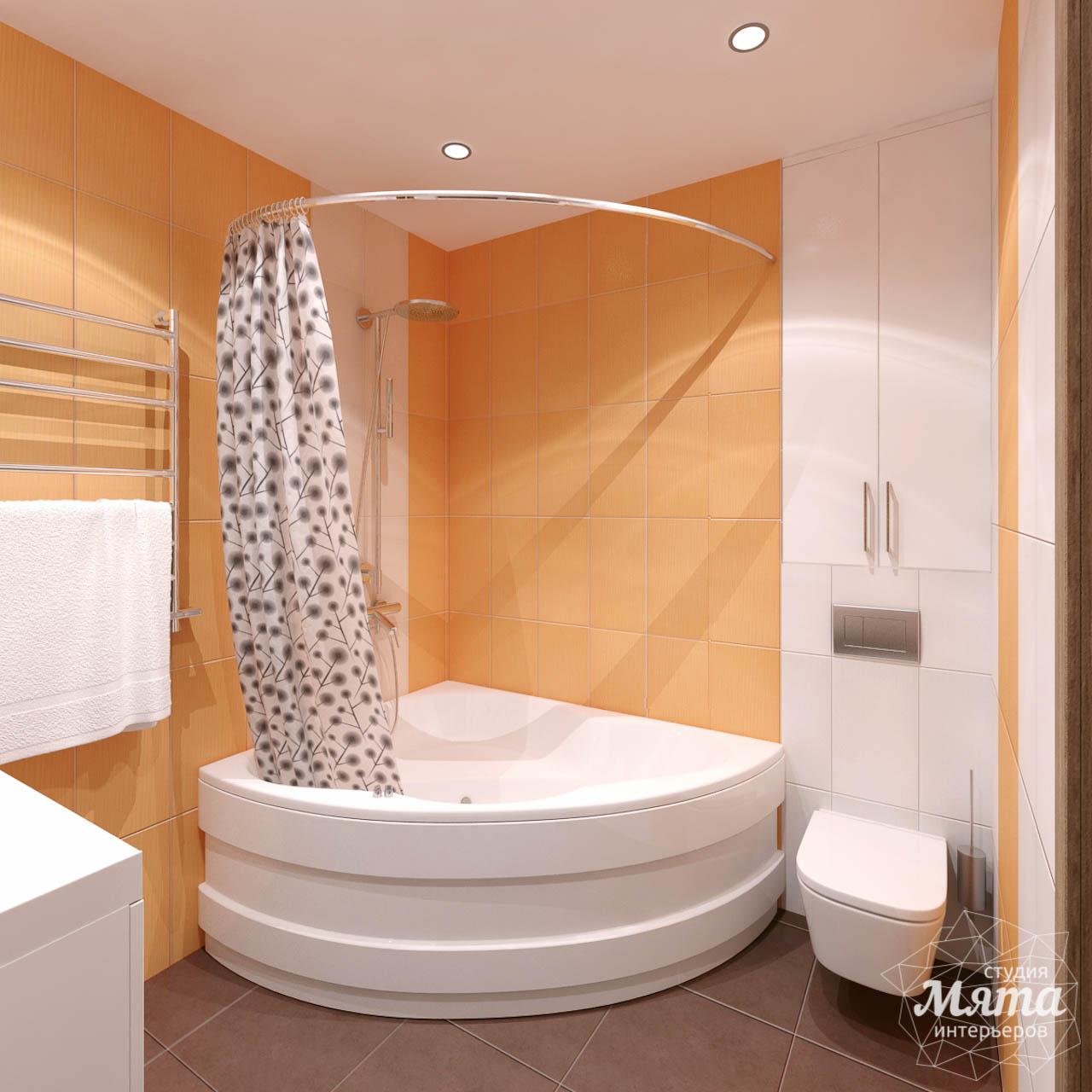 Дизайн интерьера двухкомнатной квартиры по ул. Машинная 40 img20744272