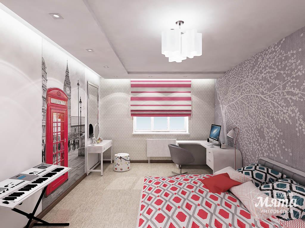 Дизайн интерьера и ремонт трехкомнатной квартиры по ул. Авиационная, 16  img936827933