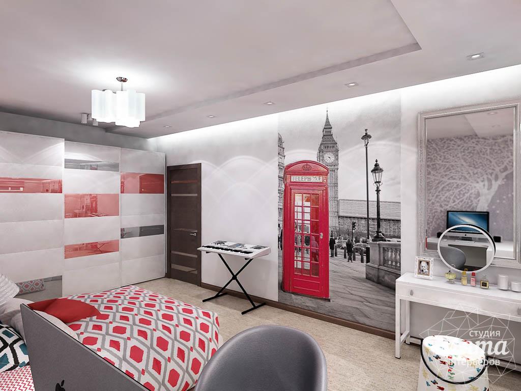 Дизайн интерьера и ремонт трехкомнатной квартиры по ул. Авиационная, 16  img1493780372