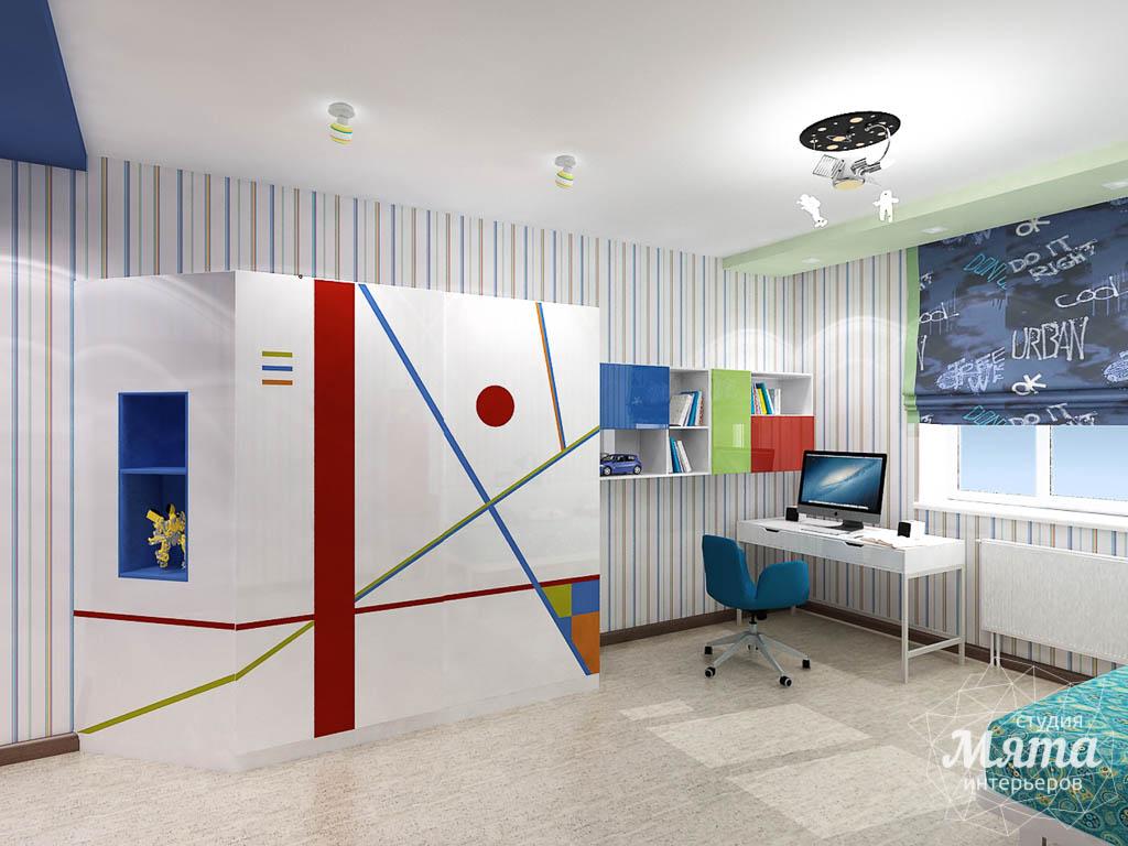 Дизайн интерьера и ремонт трехкомнатной квартиры по ул. Авиационная, 16  img1473869412