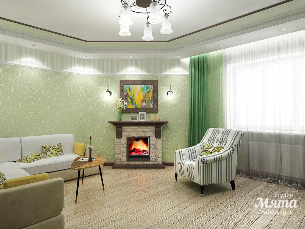 Дизайн интерьера и ремонт трехкомнатной квартиры по ул. Авиационная, 16  img1856856707