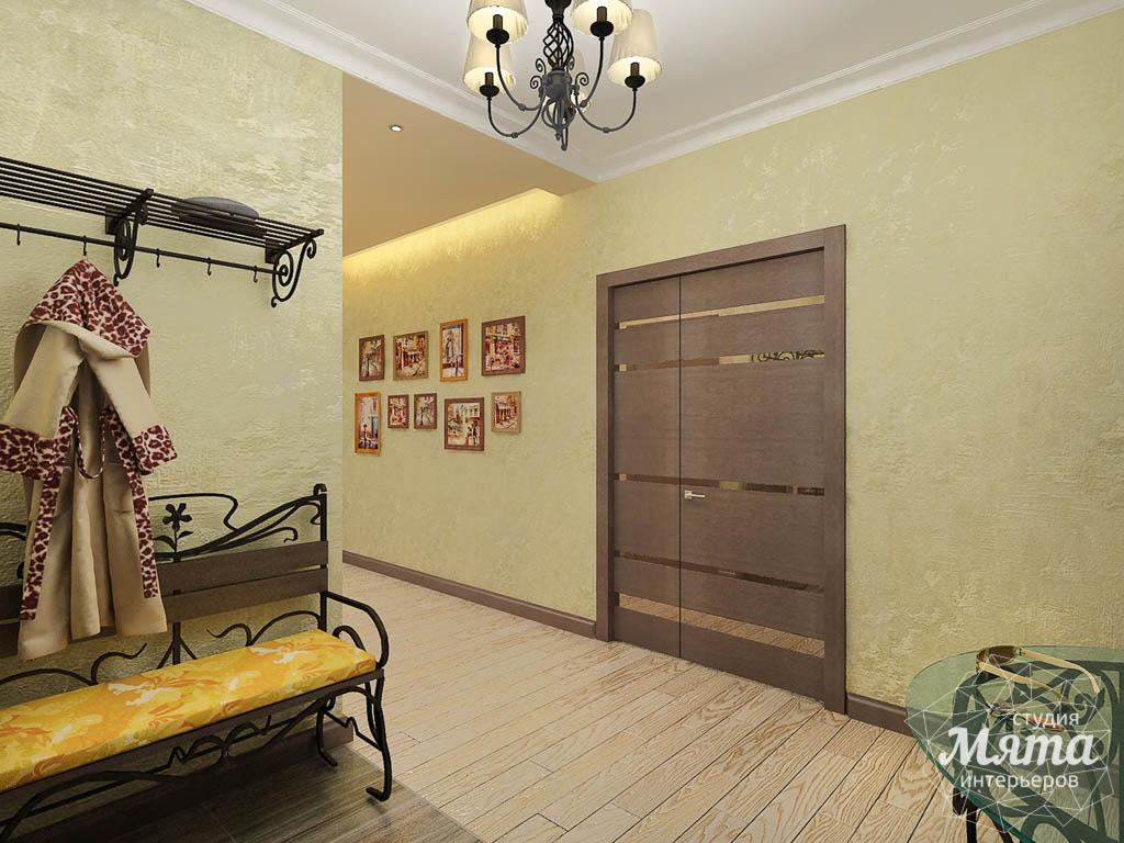 Дизайн интерьера и ремонт трехкомнатной квартиры по ул. Авиационная, 16  img1421388701