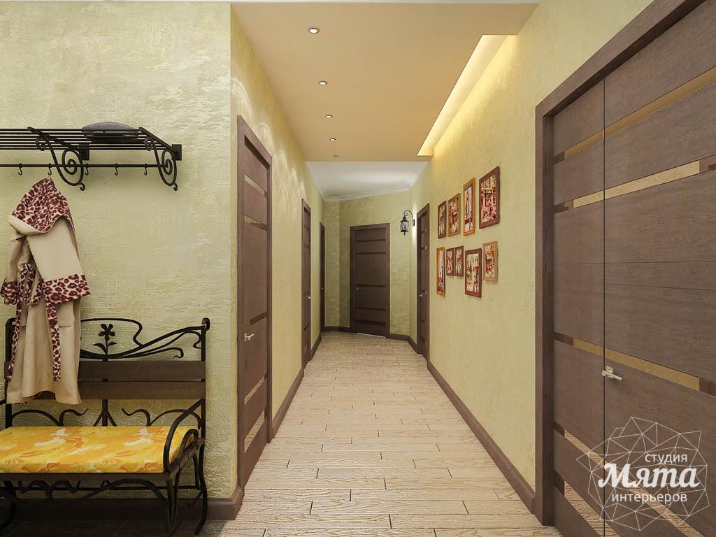 Дизайн интерьера и ремонт трехкомнатной квартиры по ул. Авиационная, 16  img796736392