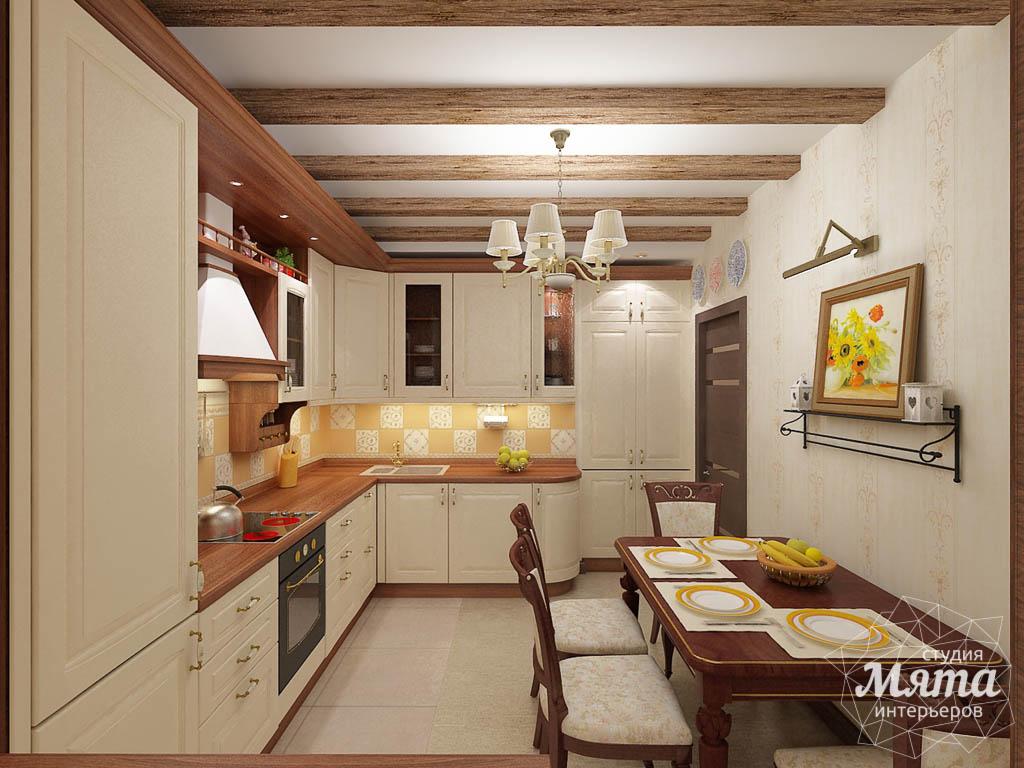 Дизайн интерьера и ремонт трехкомнатной квартиры по ул. Авиационная, 16  img1498920355