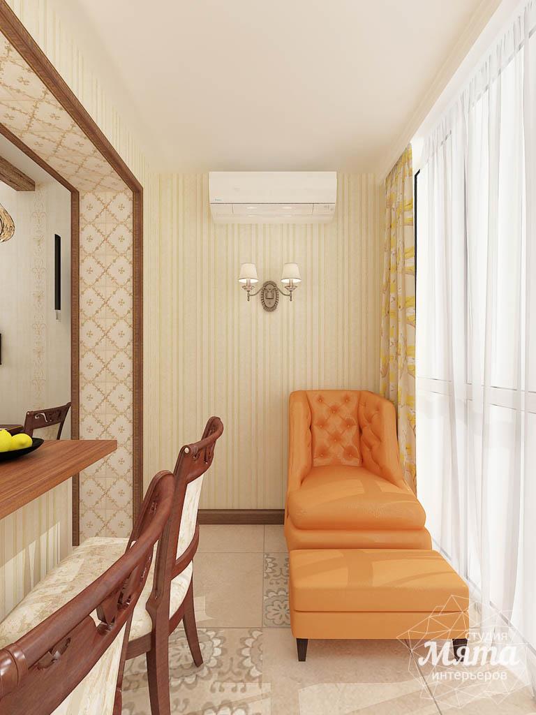 Дизайн интерьера и ремонт трехкомнатной квартиры по ул. Авиационная, 16  img1871827584