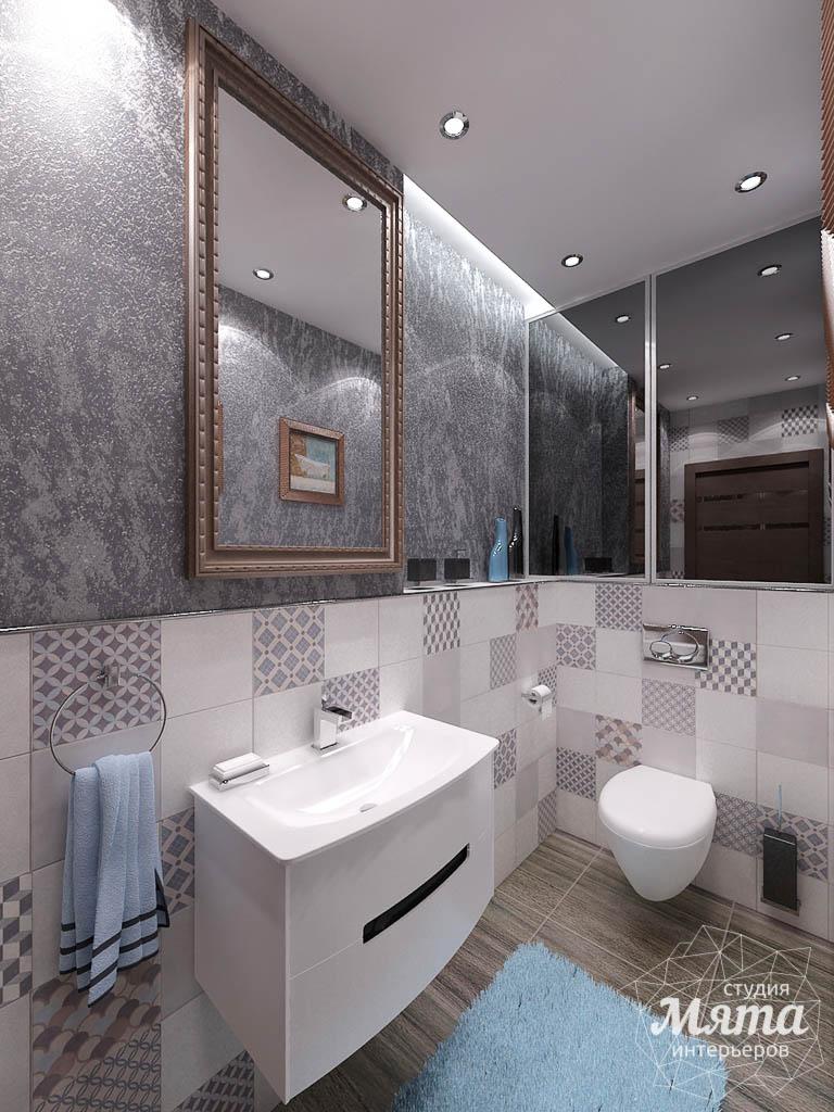 Дизайн интерьера и ремонт трехкомнатной квартиры по ул. Авиационная, 16  img1437186519
