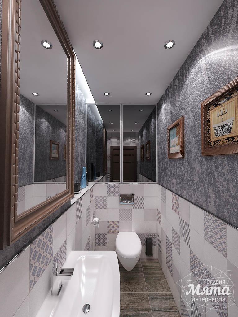 Дизайн интерьера и ремонт трехкомнатной квартиры по ул. Авиационная, 16  img911026051