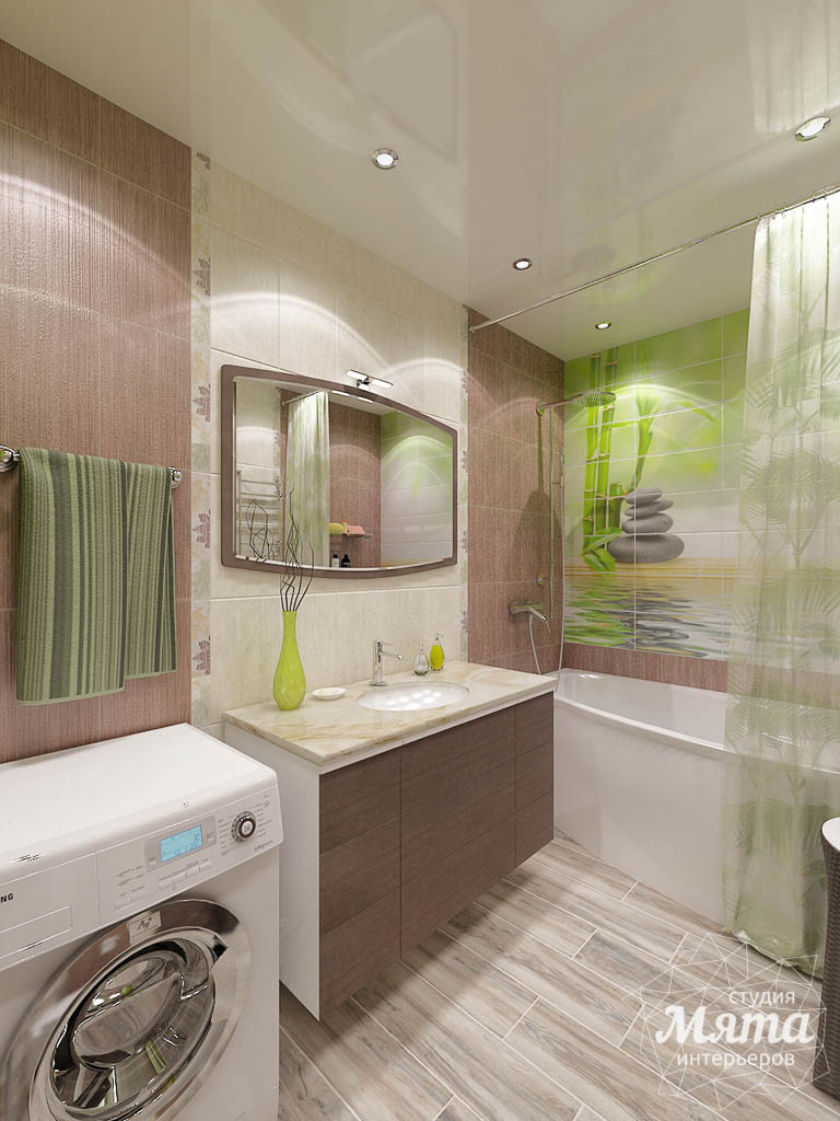 Дизайн интерьера и ремонт трехкомнатной квартиры по ул. Авиационная, 16  img1587074937