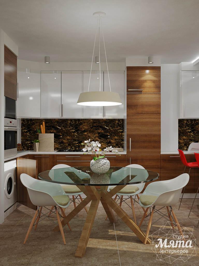 Дизайн интерьера и ремонт трехкомнатной квартиры по ул. Татищева 49 img733840668