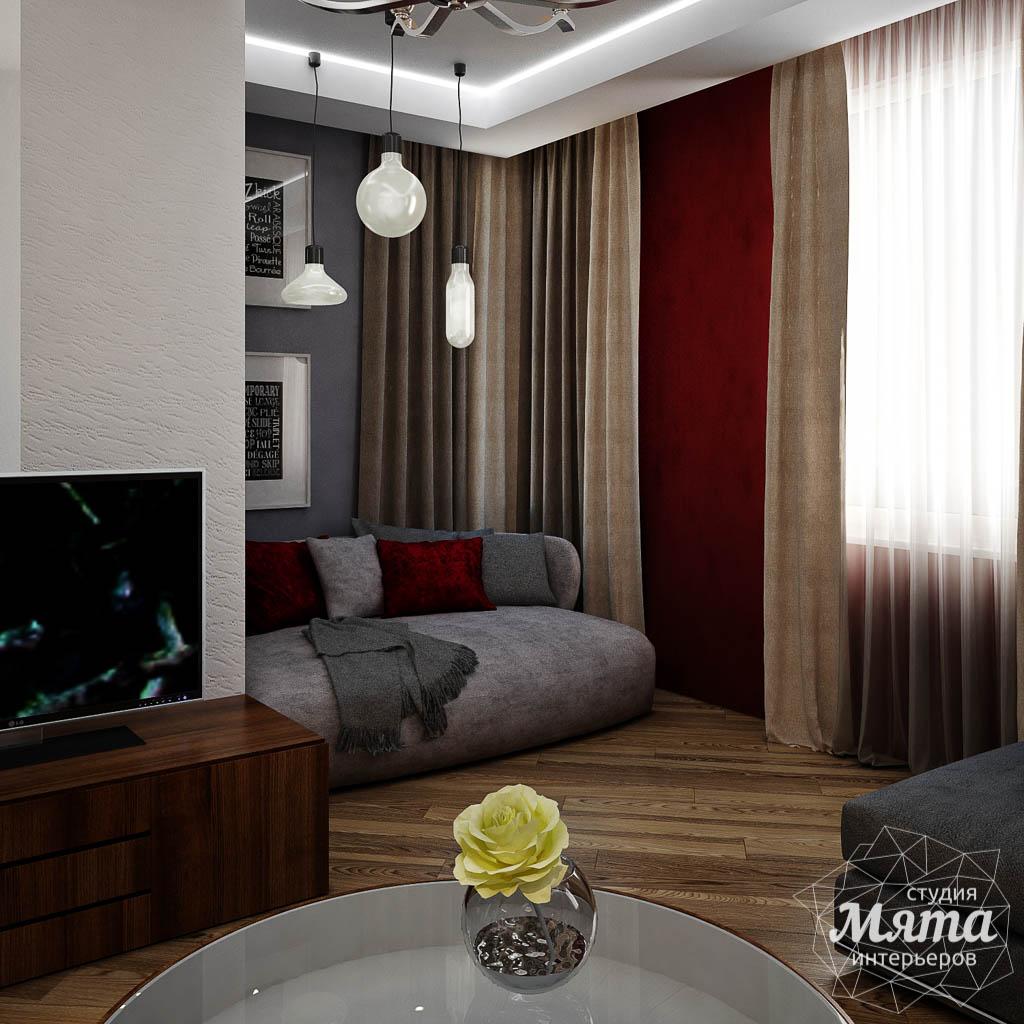 Дизайн интерьера и ремонт трехкомнатной квартиры по ул. Татищева 49 img1902716593