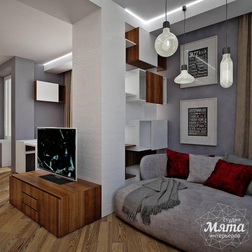 Дизайн интерьера и ремонт трехкомнатной квартиры по ул. Татищева 49 img843293994