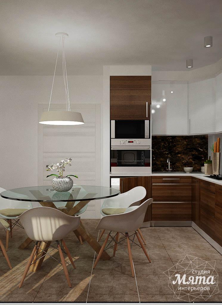 Дизайн интерьера и ремонт трехкомнатной квартиры по ул. Татищева 49 img892698992