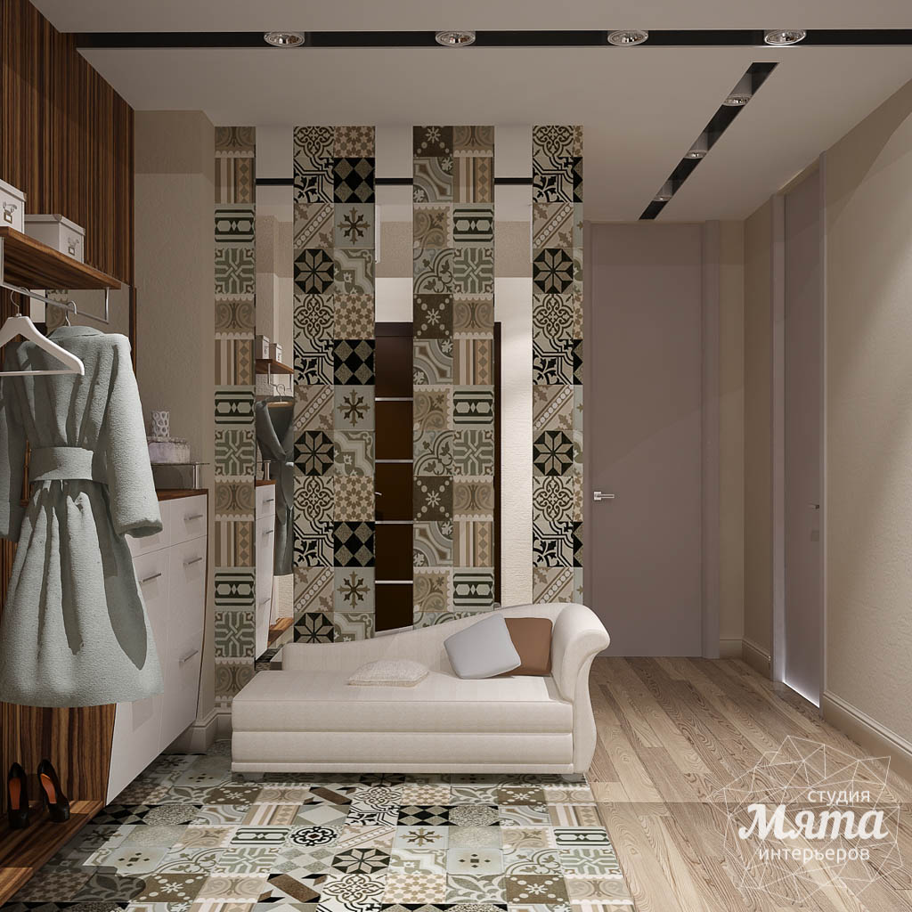 Дизайн интерьера и ремонт трехкомнатной квартиры по ул. Татищева 49 img292728581