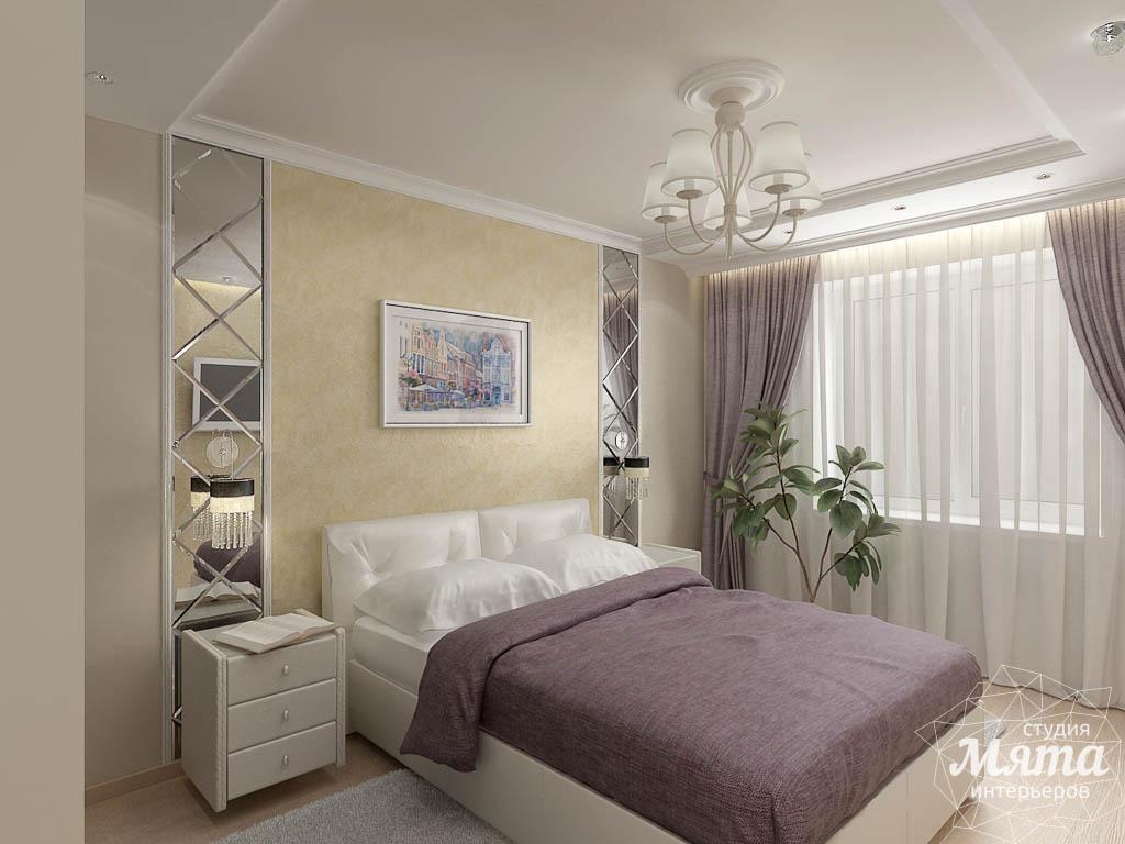 Дизайн интерьера двухкомнатной квартиры по ул. Шаумяна 93 img1683190574