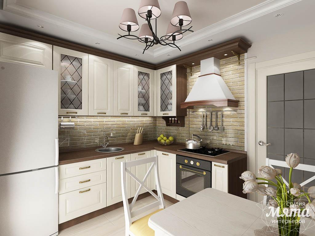 Дизайн интерьера двухкомнатной квартиры по ул. Шаумяна 93 img2011524498