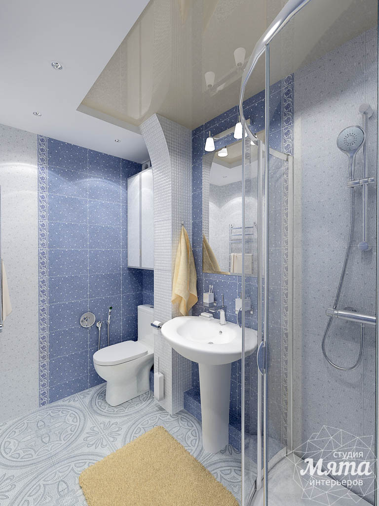 Дизайн интерьера двухкомнатной квартиры по ул. Шаумяна 93 img249571503