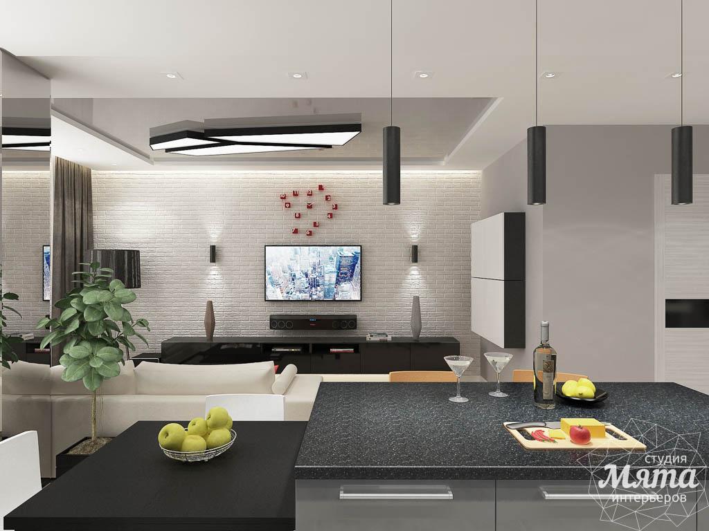 Дизайн интерьера двухкомнатной квартиры в ЖК Крылов img117809206