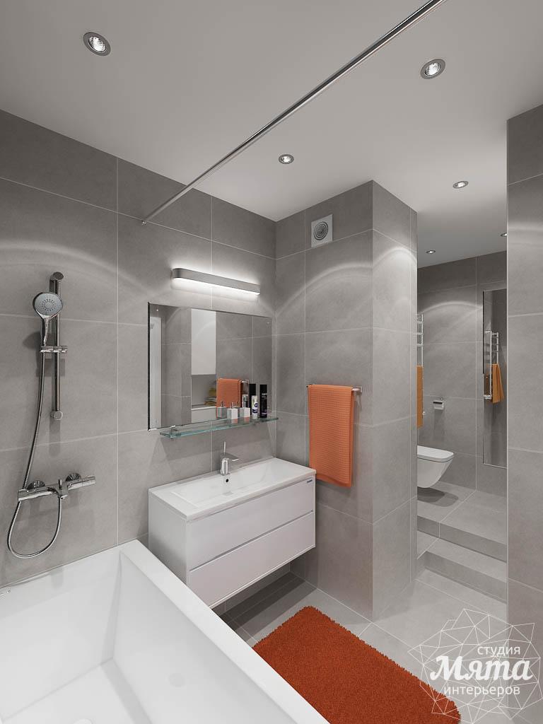 Дизайн интерьера двухкомнатной квартиры в ЖК Крылов img1942862746
