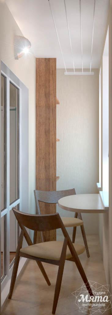 Дизайн интерьера однокомнатной квартиры по ул. Соболева 19 img132267136