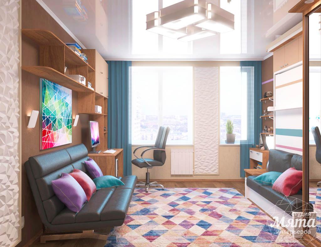 Дизайн интерьера однокомнатной квартиры по ул. Соболева 19 img2081481885