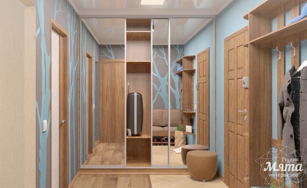 Дизайн интерьера однокомнатной квартиры по ул. Соболева 19 img1646023997